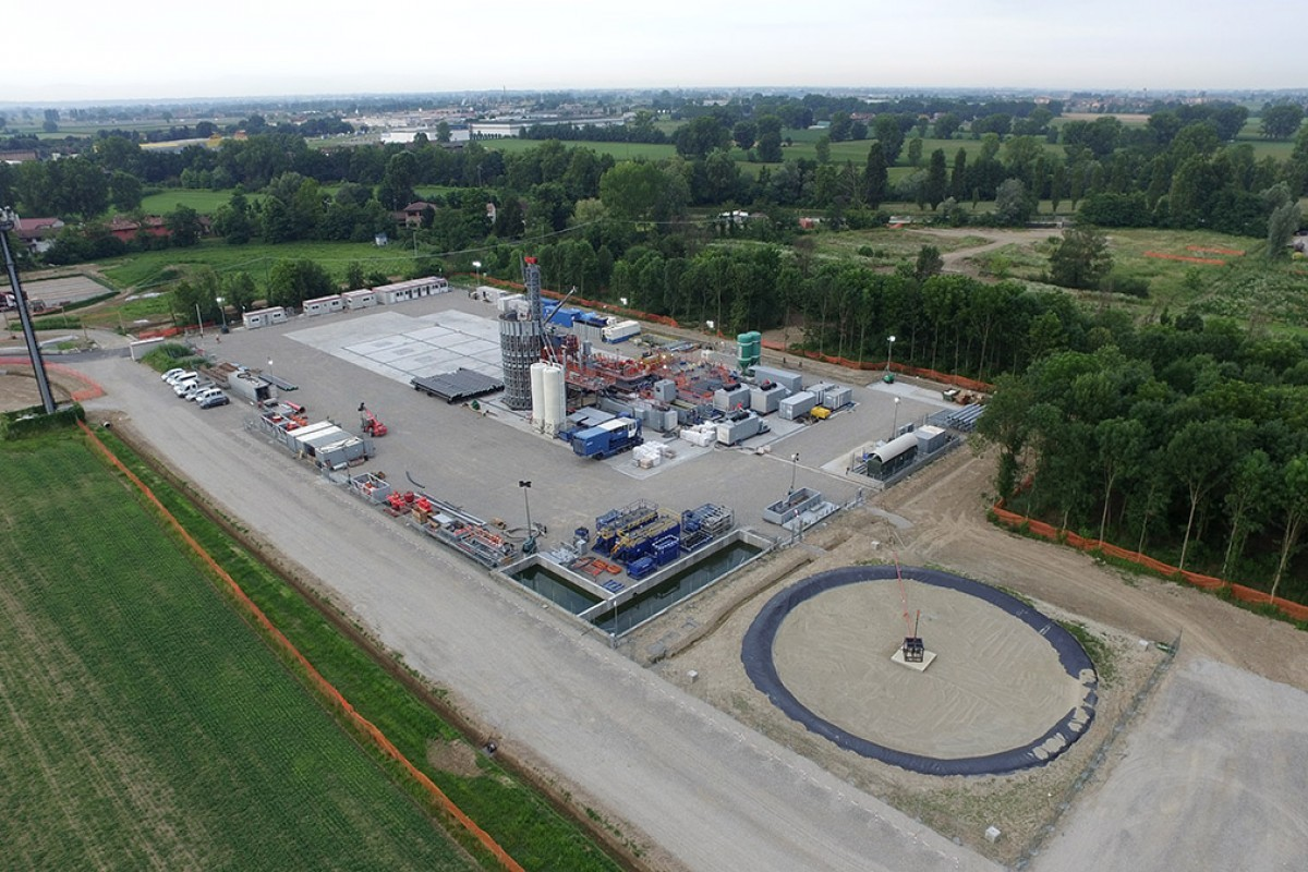 Cantiere Ital Gas Storage Cluster A