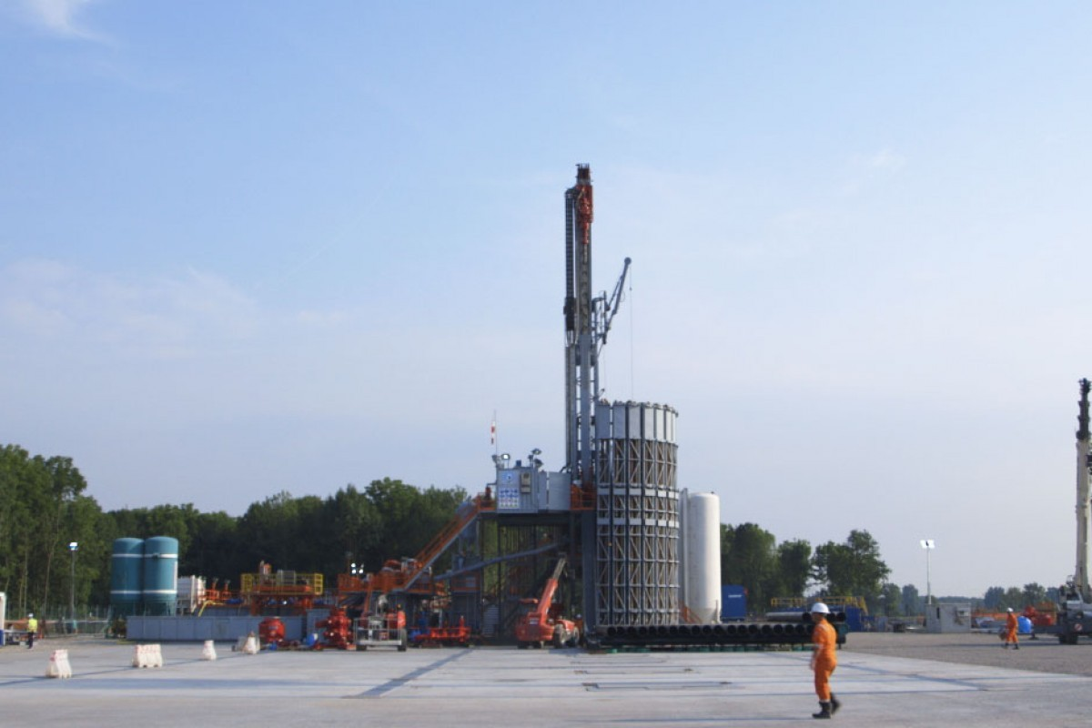 Cantiere Ital Gas Storage